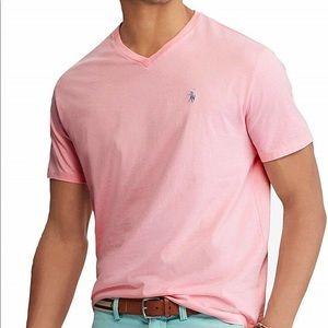 Polo Ralph Lauren Big &Tall Classic V-Neck T-Shirt